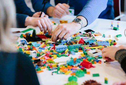 8 beneficios de lego serious play