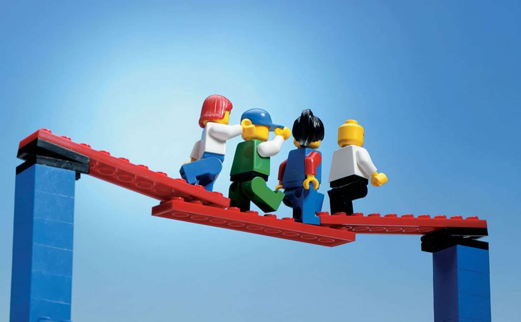 team building lego serious play